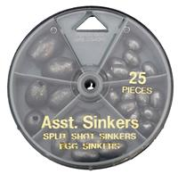 Fishing Tackle: Rods, reels, lures, lines & accessories, NZ -- Sinkers