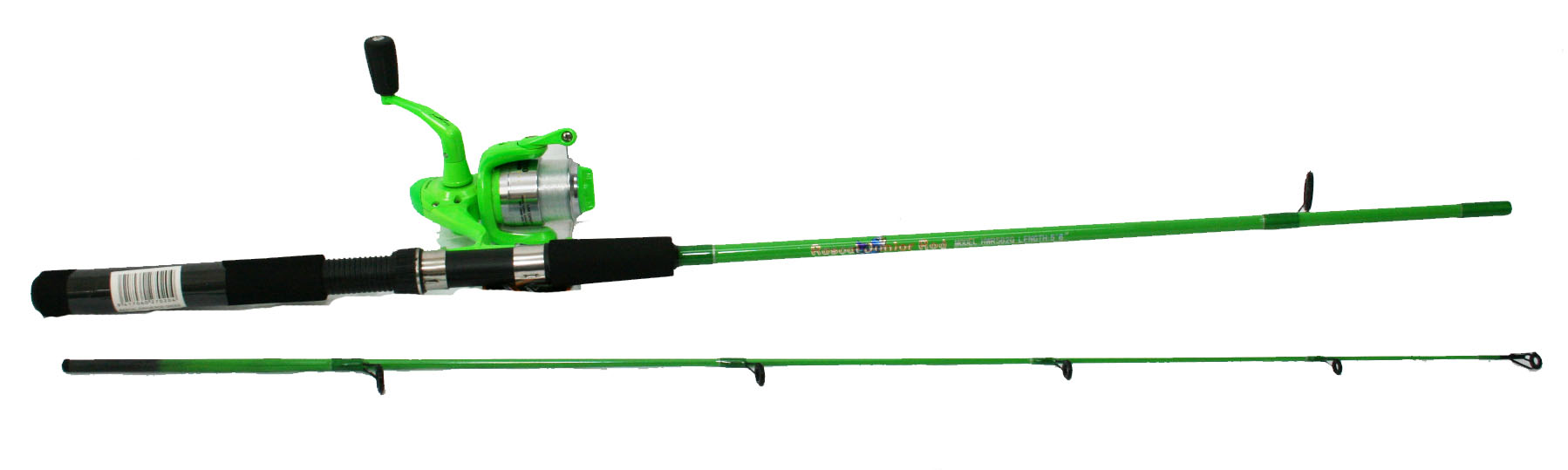Fishing tackle rods reels lures lines accessories for Kids fishing gear